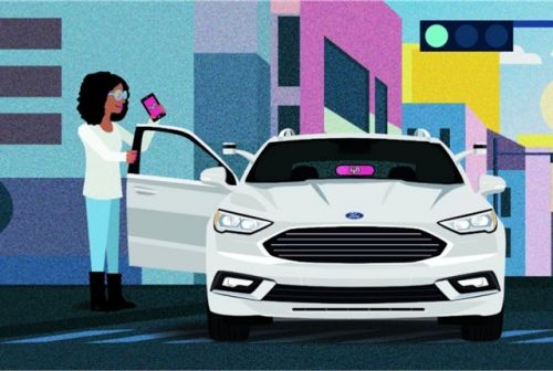 Lyft Permitted to Test Self-Driving Cars in Calif