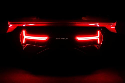 £1m Brabham BT62 Hypercar Teased With 5.4-Litre V8