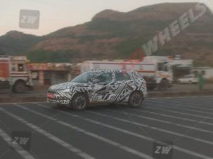 Skoda Karoq SUV Spied Testing Ahead Of Auto Expo 2020