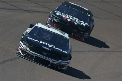 Aric Almirola is 25/1 to win at Martinsville