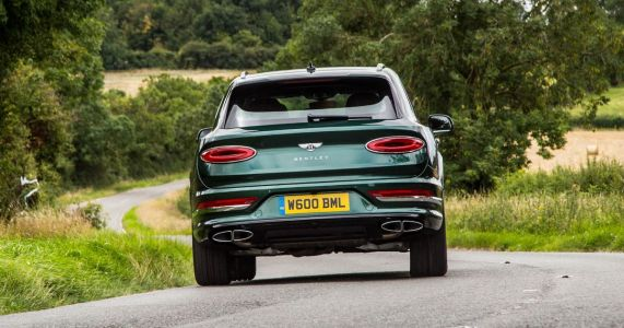 Bentley Bentayga Review: A Leather-Lined Capsule Of Waft And V8 Speed