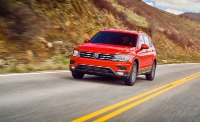 The Bigger 2018 Volkswagen Tiguan Costs $385 More Than the Old One