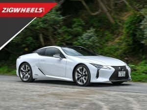 Lexus LC 500h and First Drive Review