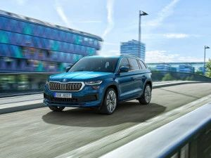 Facelifted Skoda Kodiaq Spotted In India Expected Launch Later This Year