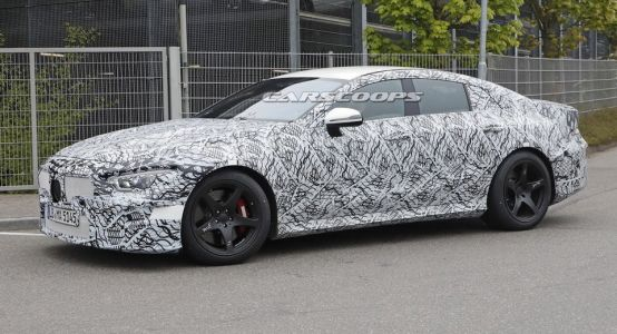 Upcoming Mercedes-AMG Panamera Nemesis To Offer Up To 805HP Of Hybrid Power