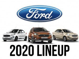 2020 BS6 Ford Aspire Sub-4m Sedan Freestyle Cross And Figo Hatchback Launched In India Detailed Prices