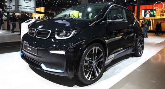 BMW i3S Flashes Its Minuscule Upgrades