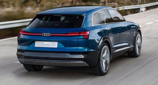 Audi's Road-Going e-Tron Quattro To Be Dynamic And Efficient