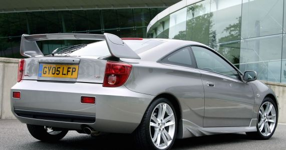 Toyota Hopes To Resurrect Either The MR2 Or The Celica