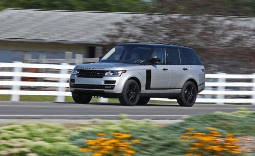 2017 Range Rover Supercharged Tested: Climb Aboard the Thrust Bus
