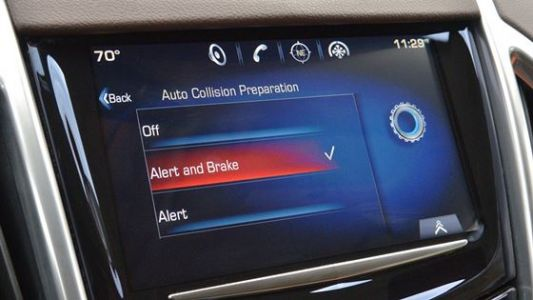 GM autobrake cuts front-to-rear crashes
