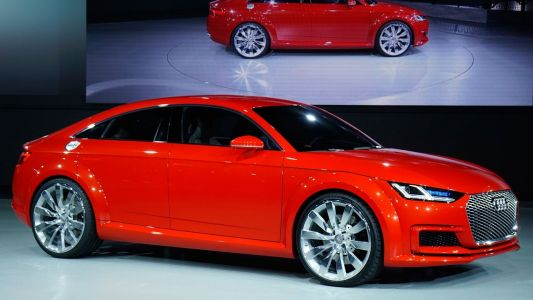 The Next Audi TT Will Reportedly Be A Four Door Coupe