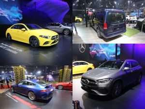 Mercedes-Benz India At Auto Expo 2020 2020 GLE 2020 GLA V-Class Marco Polo EQC AMG GT 63 S And 2020 A-Class Sedan