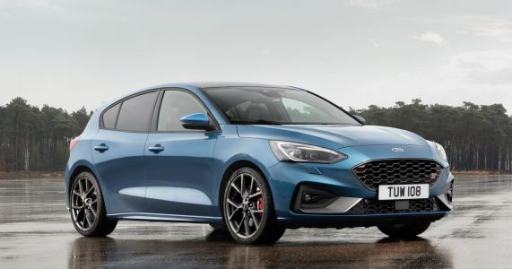 The New Ford Focus ST Just Landed With A 276bhp 2.3 And An E-Diff