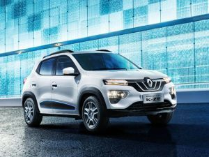 Renault Kwid Facelift Interiors Spied Ahead of Launch