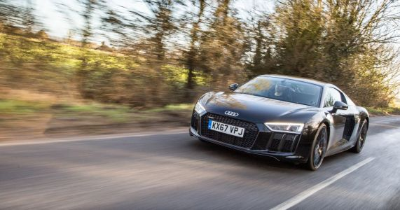 An Audi R8 To Rival The Porsche 911 GT3 Is Being Considered, And It Might Be RWD