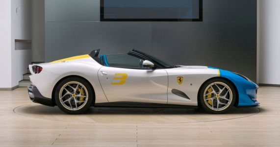 The SP3JC Is Ferrari's Latest Special Edition Of A Special Edition