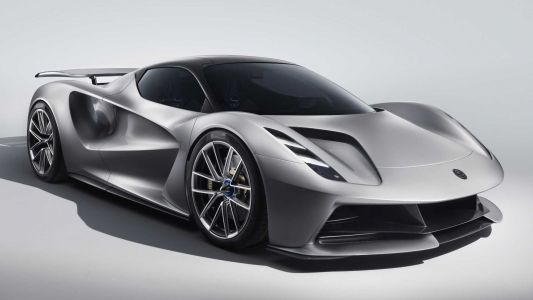 Lotus Reveals All-New All-Electric 2000 HP Hypercar