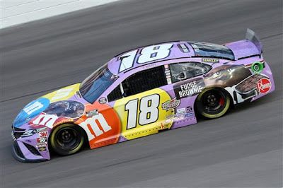 Kyle Busch is 13/2 to win Daytona road race