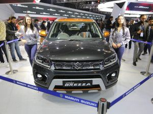 BS6-Complaint Maruti Suzuki Vitara Brezza Petrol India Launch In Mid-February Engine Features Variants Specification Explained