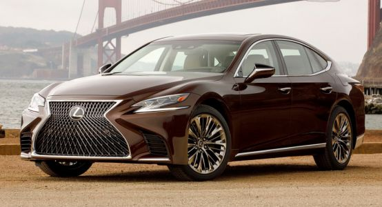 2018 Lexus LS On Sale In February, Priced From $75,000