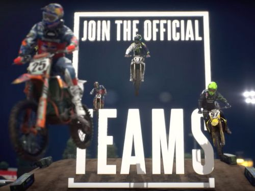 Supercross 3 Motorcycle Racing Video Game Now Available