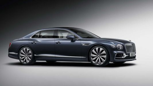 Bentley Reveals All-New 626 HP Flying Spur