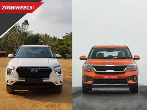 Hyundai Creta 2020 vs Kia Seltos | How Do I Pick One?