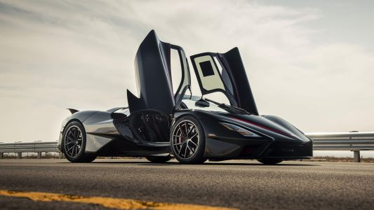SSC Tuatara Is the Fastest Production Car In The World After Hitting 331 MPH
