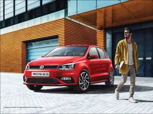Volkswagen Polo Comfortline TSI Automatic Launched At Rs 851 Lakh