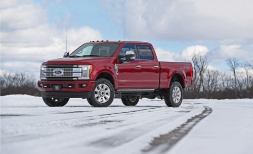 2018 Ford F-series Super Duty In-Depth Review: The Planet's Ultimate Heavy-Duty Pickup