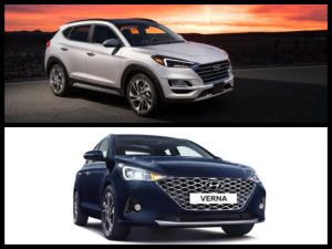 Hyundai Verna 2020 Facelifted Tucson Launch Delayed Due To Coronavirus New Launch Date Yet To Be Revealed