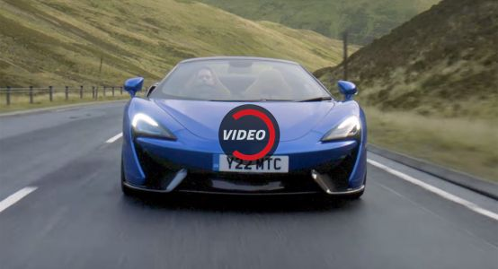Is The McLaren 570S Spider The Perfect Supercar?