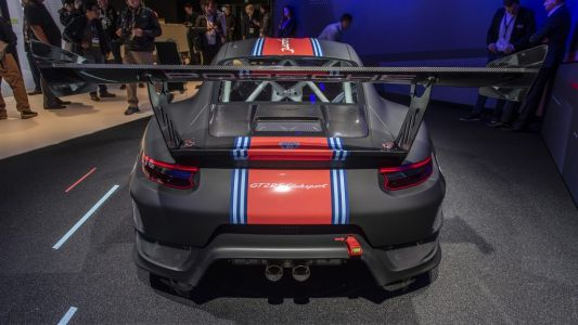 Porsche's 911 GT2 RS Clubsport Will Be Getting Its Own One-Make Race Series