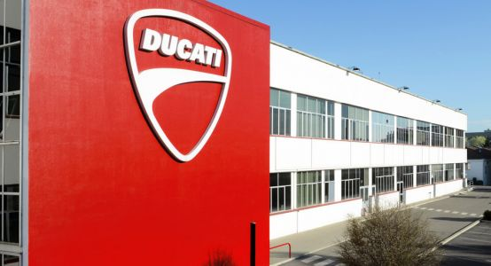 Ducati Is Opening A Theme Park In Italy