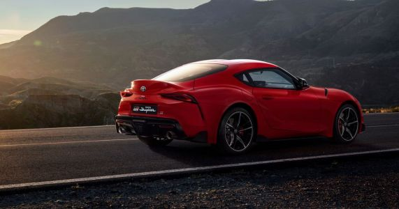 There's A 2.0-Litre Toyota Supra And It Could Replace The GT86