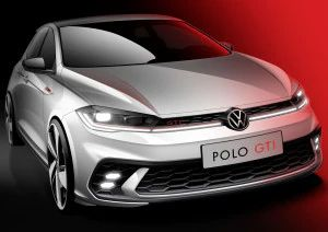 Facelifted Volkswagen Polo GTI Previewed Ahead Of June-end Debut