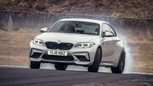 Chris Harris Loves Drifting In The BMW M2 Competition