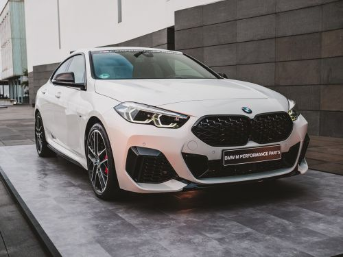 BMW M235i Gran Coupe Pricing for South Africa