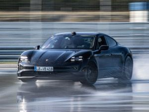Porsche Taycan Achieves Guinness World Record For Longest Drifting Electric Vehicle