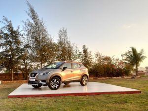 2019 Nissan Kicks First Look