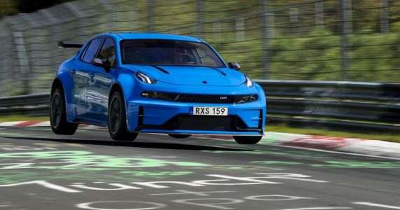 FWD And 4-Door 'Ring Records 'Broken' By Super Saloon With Polestar Blood