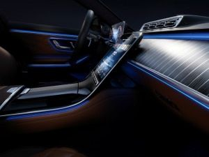 2021 Mercedes-Benz S-Class Interior Fully Revealed Global Debut Expected Soon
