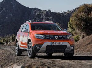 Facelifted Second-gen Renault Duster Unveiled In Europe