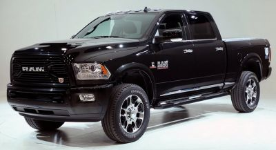 Hold Your Horses, It's The New Ram 2500 Kentucky Derby Edition With 385HP Diesel