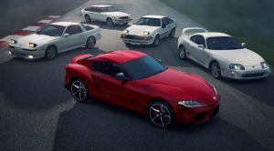 How The Iconic Toyota Supra Evolved Over The Years