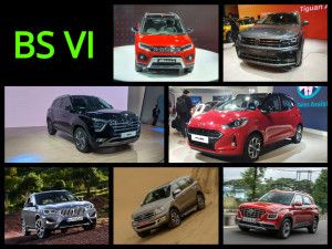 Top Cars SUVs Launching Before BS6 Deadline Of April 1 2020 Creta Venue 15 Diesel Endeavour BS6 Vitara Brezza Petrol And More