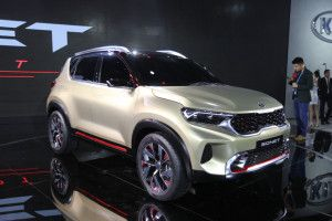Kia Releases A New Video Of The Sonet Subcompact SUV Concept