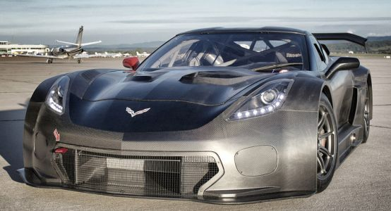 Callaway Corvette GT3-R Returns Victoriously Home To America