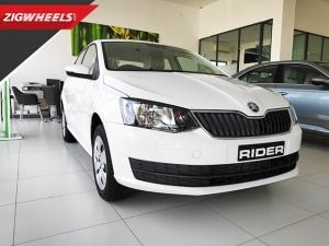 2020 Skoda Rapid Walkaround I Base Rider Variant